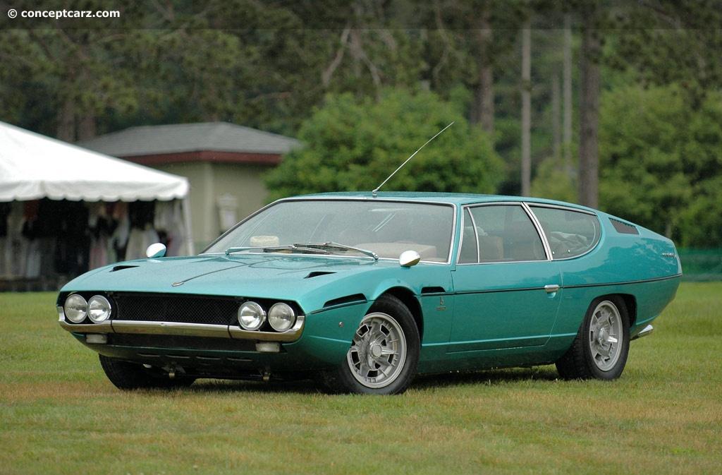 3d Bugatti Car Wallpaper 1971 Lamborghini Espada History Pictures Value Auction