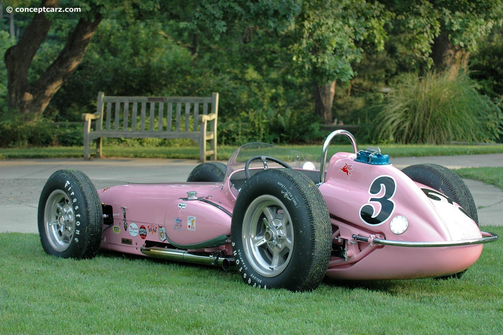 2018 Indy Car Wallpaper 1959 Lesovsky Indy Roadster Image Photo 15 Of 16
