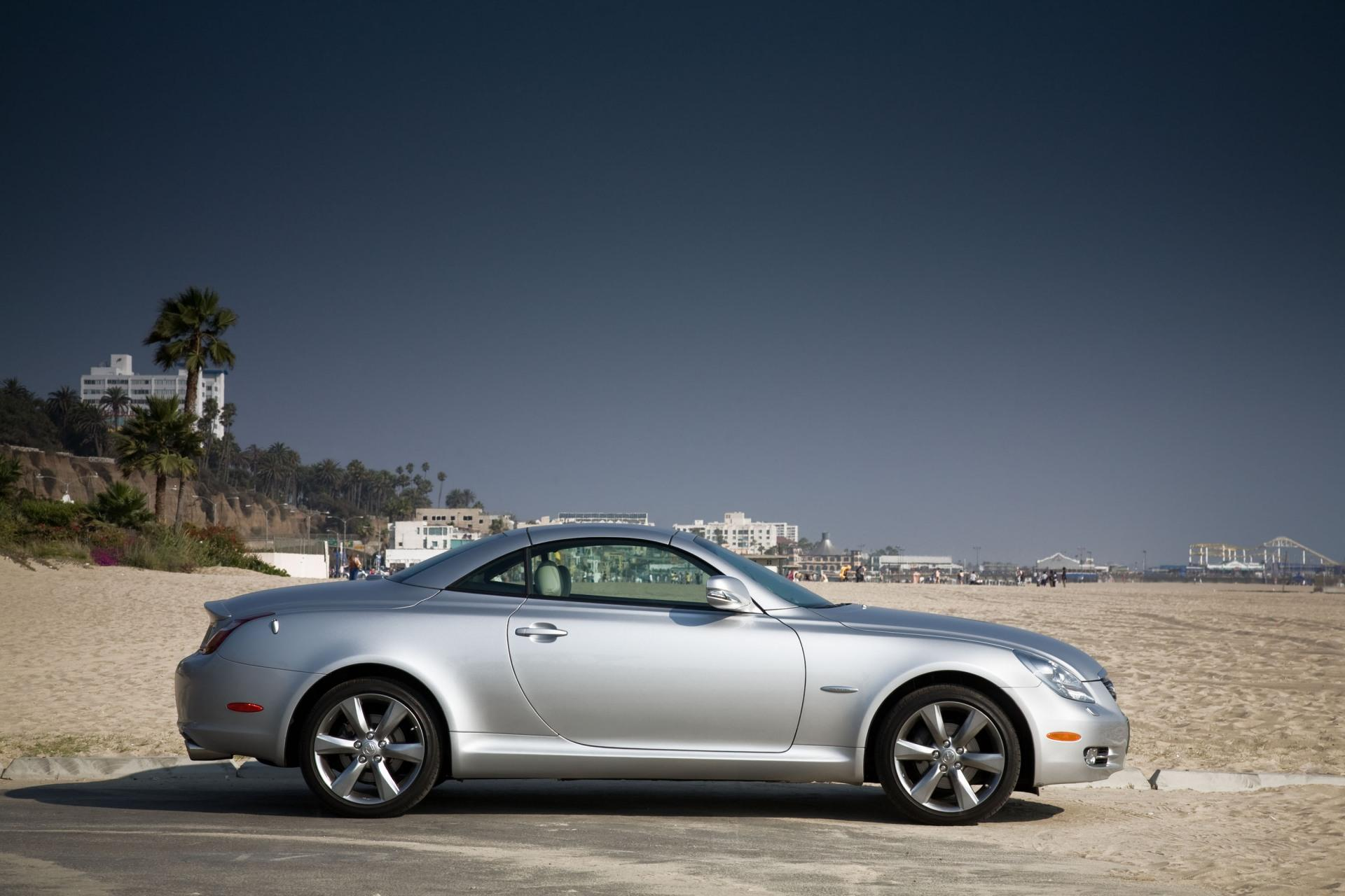 Car Audio Wallpaper Phone 2010 Lexus Sc 430 Conceptcarz Com