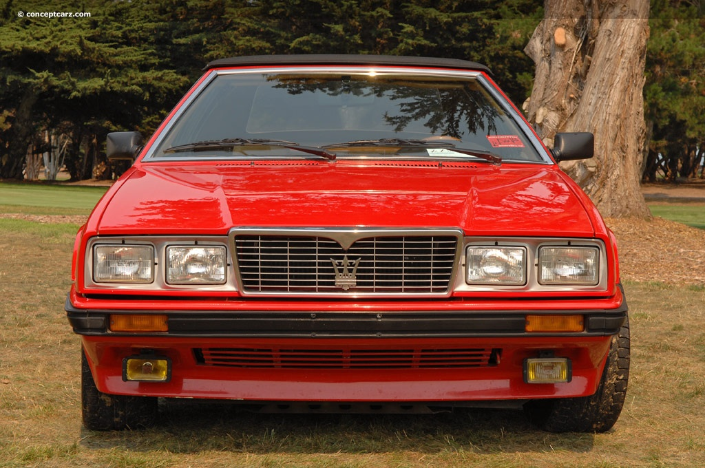 Ferrari F1 Car Wallpaper 1987 Maserati Biturbo History Pictures Value Auction