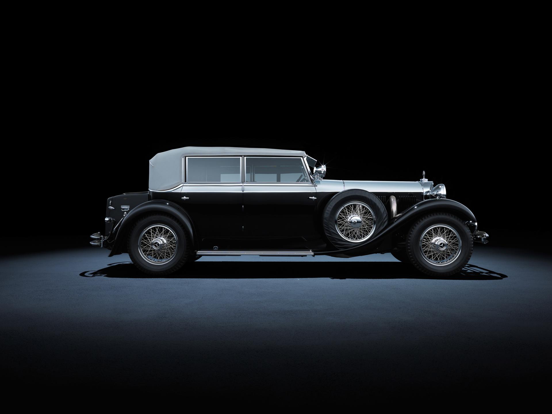 Remote Control Car Wallpaper 1931 Mercedes Benz 770k History Pictures Value Auction