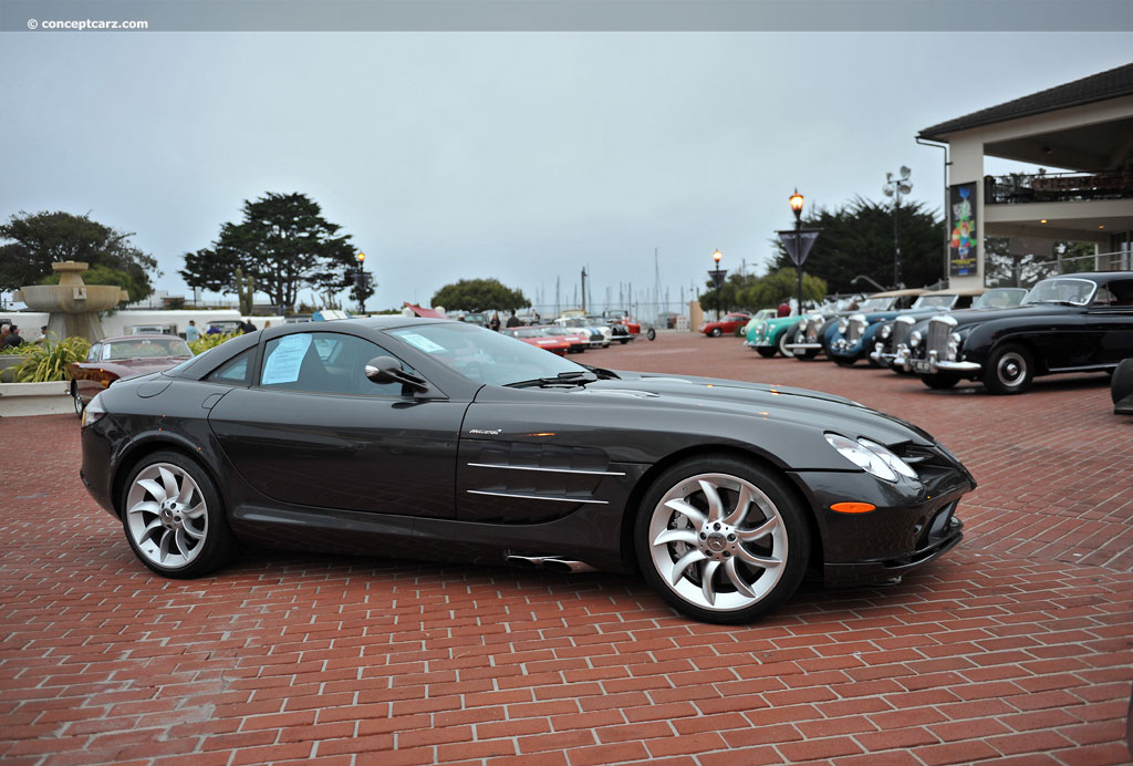 Dodge Muscle Car Wallpaper 2006 Mercedes Benz Slr Mclaren History Pictures Value