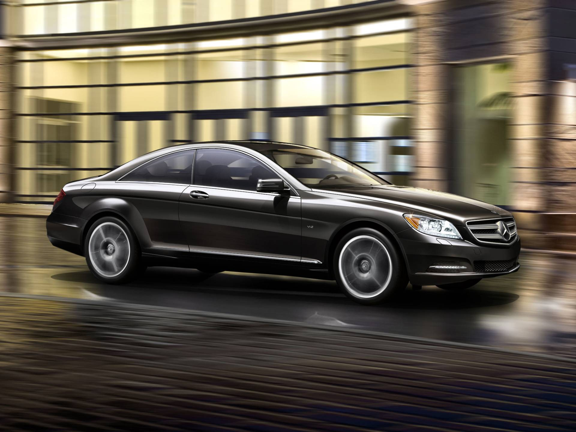 Muscle Car Hd Wallpapers 1080p 2013 Mercedes Benz Cl600 Conceptcarz Com