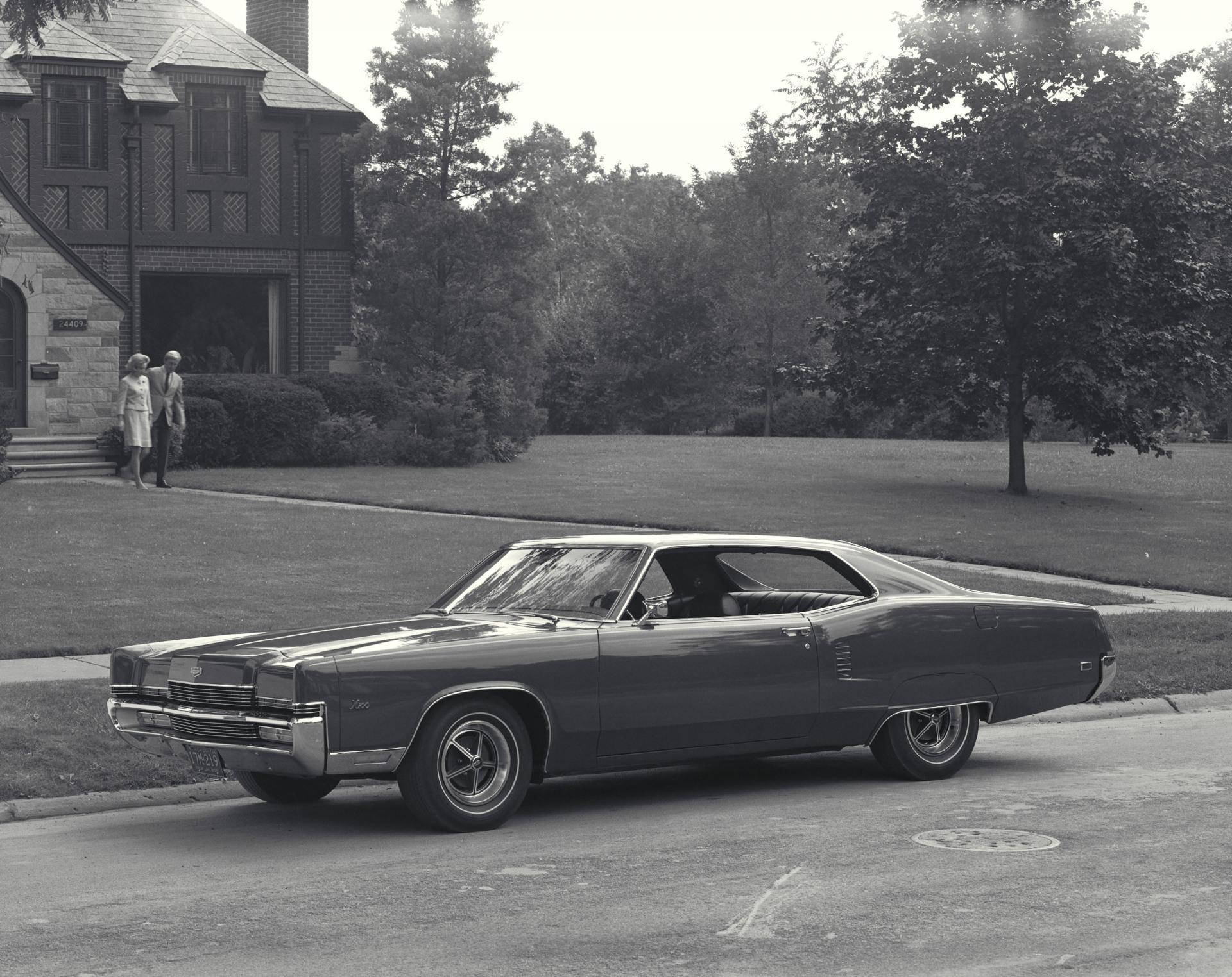 1950s Car Wallpaper 1969 Mercury Marauder Pictures History Value Research
