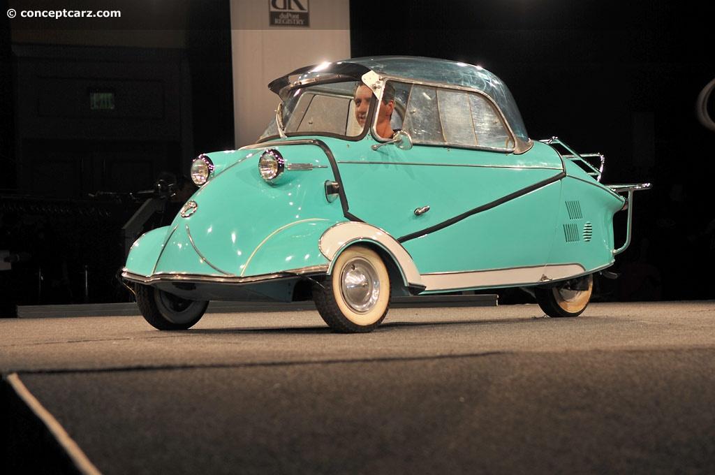 1950s Car Wallpaper 1956 Messerschmitt Kr200 History Pictures Value Auction