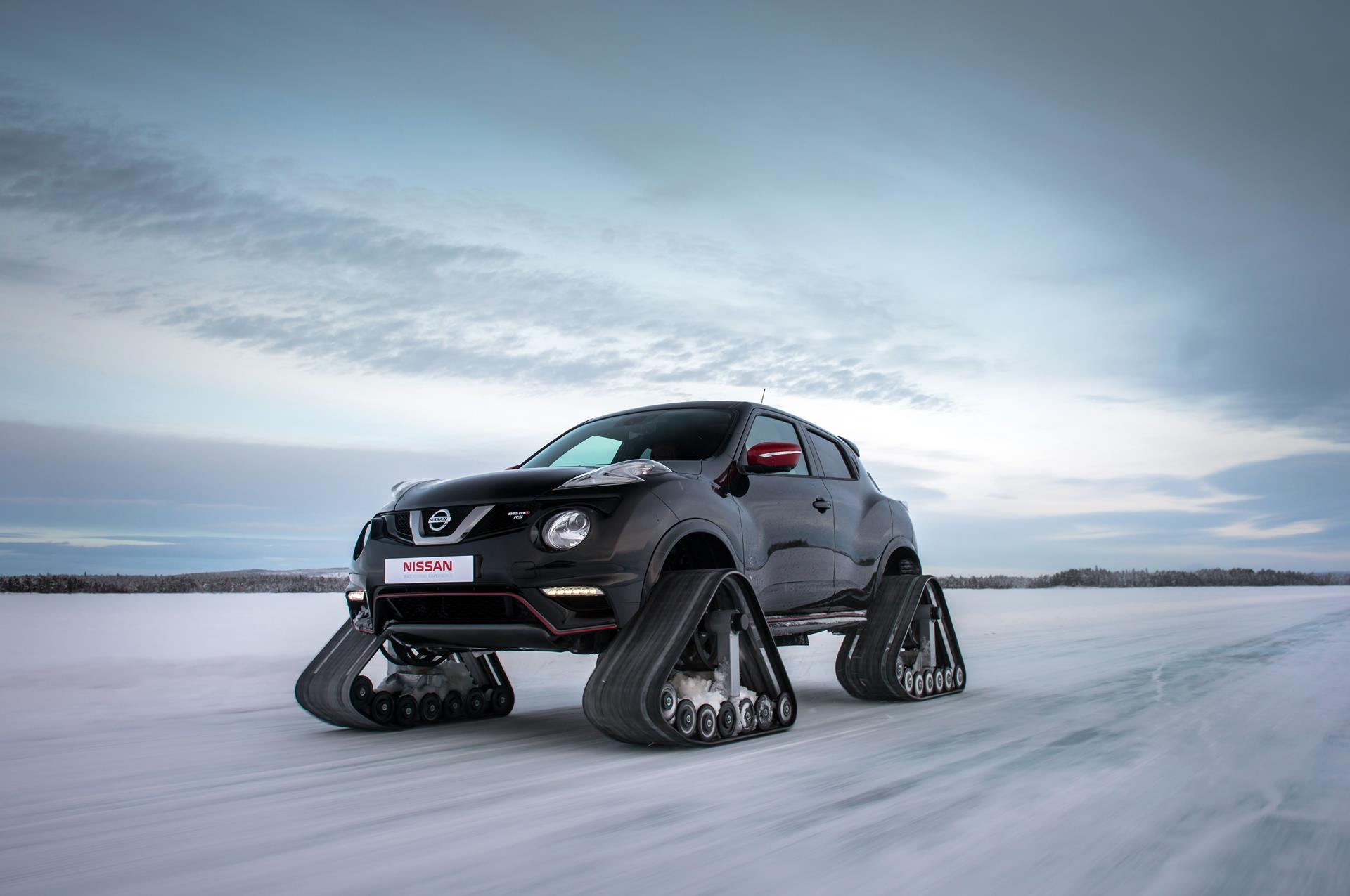 Dodge Muscle Car Wallpaper 2015 Nissan Juke Nismo Rsnow Concept News And Information
