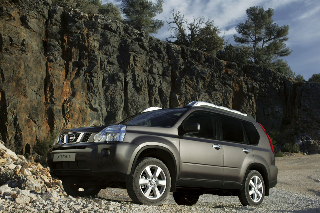 Vintage Muscle Car Wallpaper 2008 Nissan X Trail News And Information Conceptcarz Com