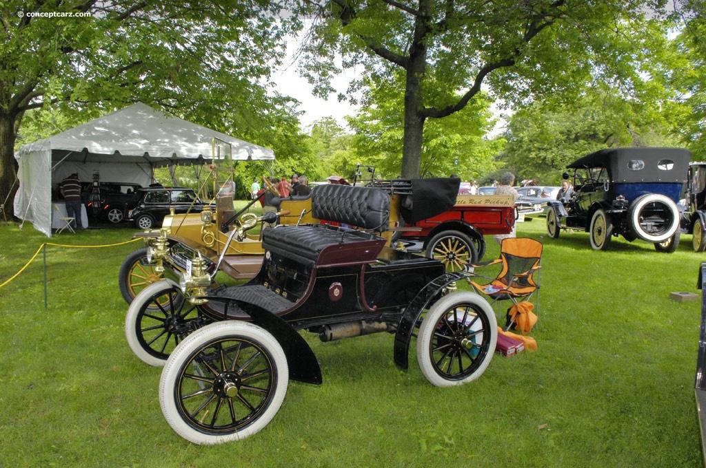 Car Dash Wallpaper 1904 Oldsmobile Model 6c Conceptcarz Com
