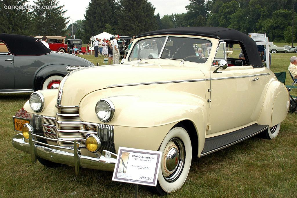 1950s Car Wallpaper 1940 Oldsmobile Series 60 History Pictures Value