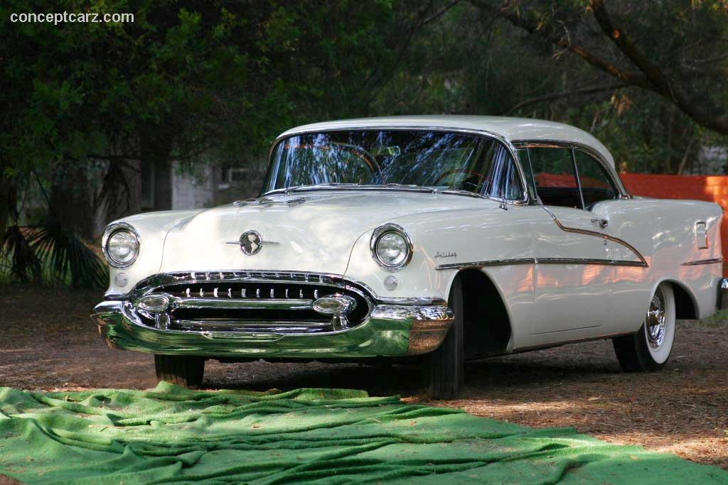 1955 Oldsmobile Ninety Eight Conceptcarzcom