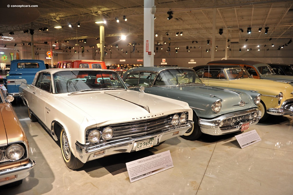 Custom Muscle Car Wallpaper 1963 Oldsmobile Ninety Eight Pictures History Value