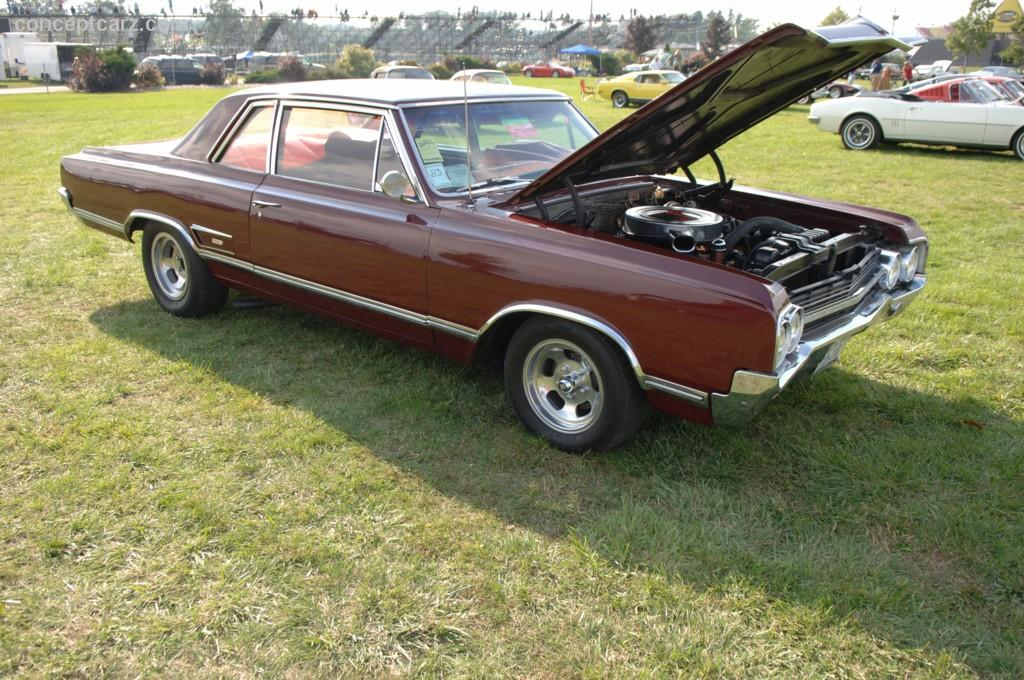 1965 Oldsmobile F-85 History, Pictures, Value, Auction Sales