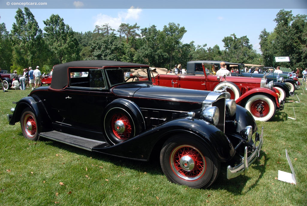 Wallpaper American Muscle Car 1928 Packard Model 526 Six Conceptcarz Com