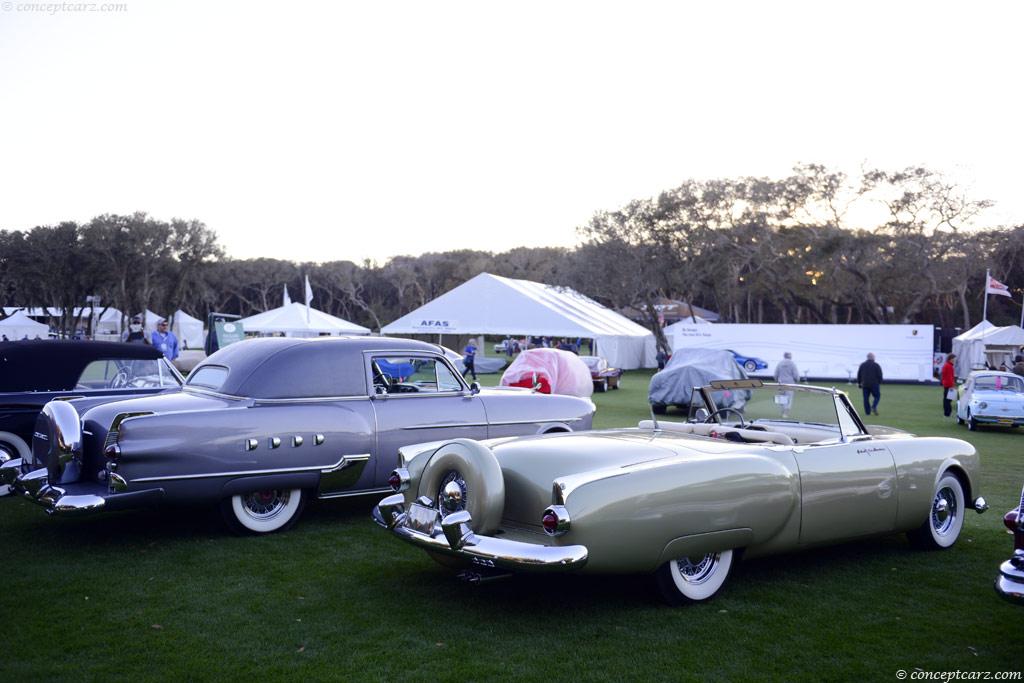 Wallpaper American Muscle Car 1952 Packard Pan American Conceptcarz Com