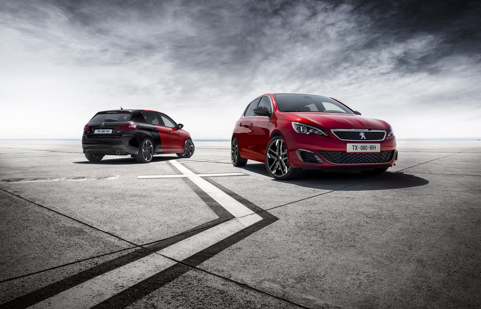 Muscle Car Phone Wallpaper 2016 Peugeot 308 Gti Wallpaper Conceptcarz Com