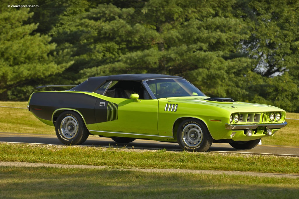 Hemi Car Wallpaper 1971 Plymouth Barracuda History Pictures Value Auction