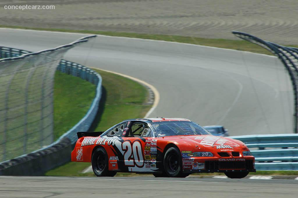 Future Car Wallpaper 2002 Pontiac Grand Prix Nascar History Pictures Value