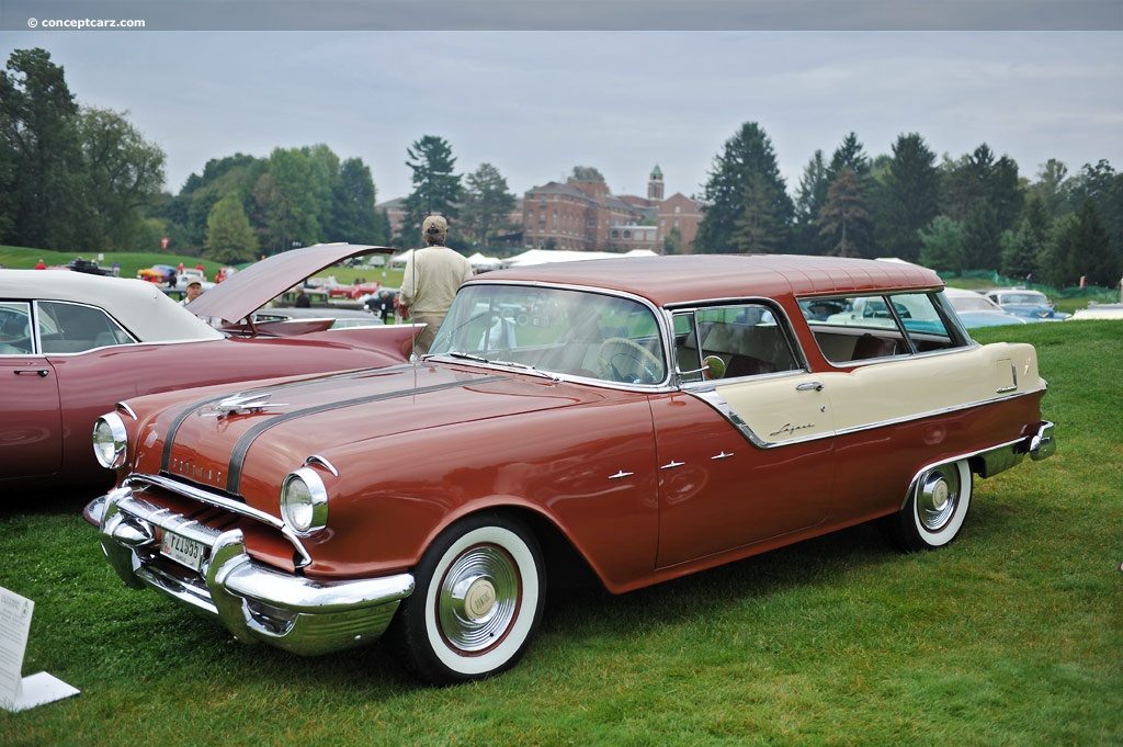 Muscle Car Wallpaper Pack 1955 Pontiac Star Chief Custom Pictures History Value