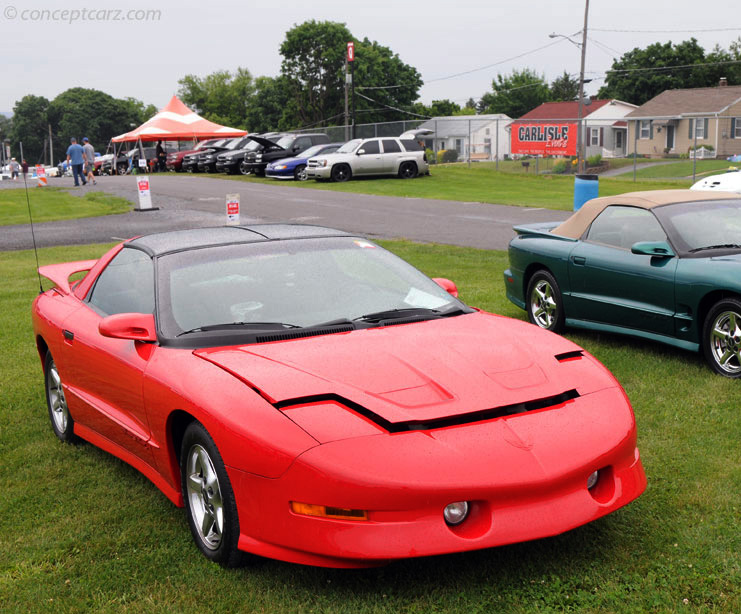 1997 Pontiac Firebird History, Pictures, Value, Auction Sales