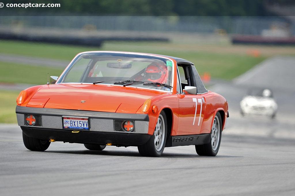 Hd Hybrid Car Wallpaper 1971 Porsche 914 4 History Pictures Value Auction Sales