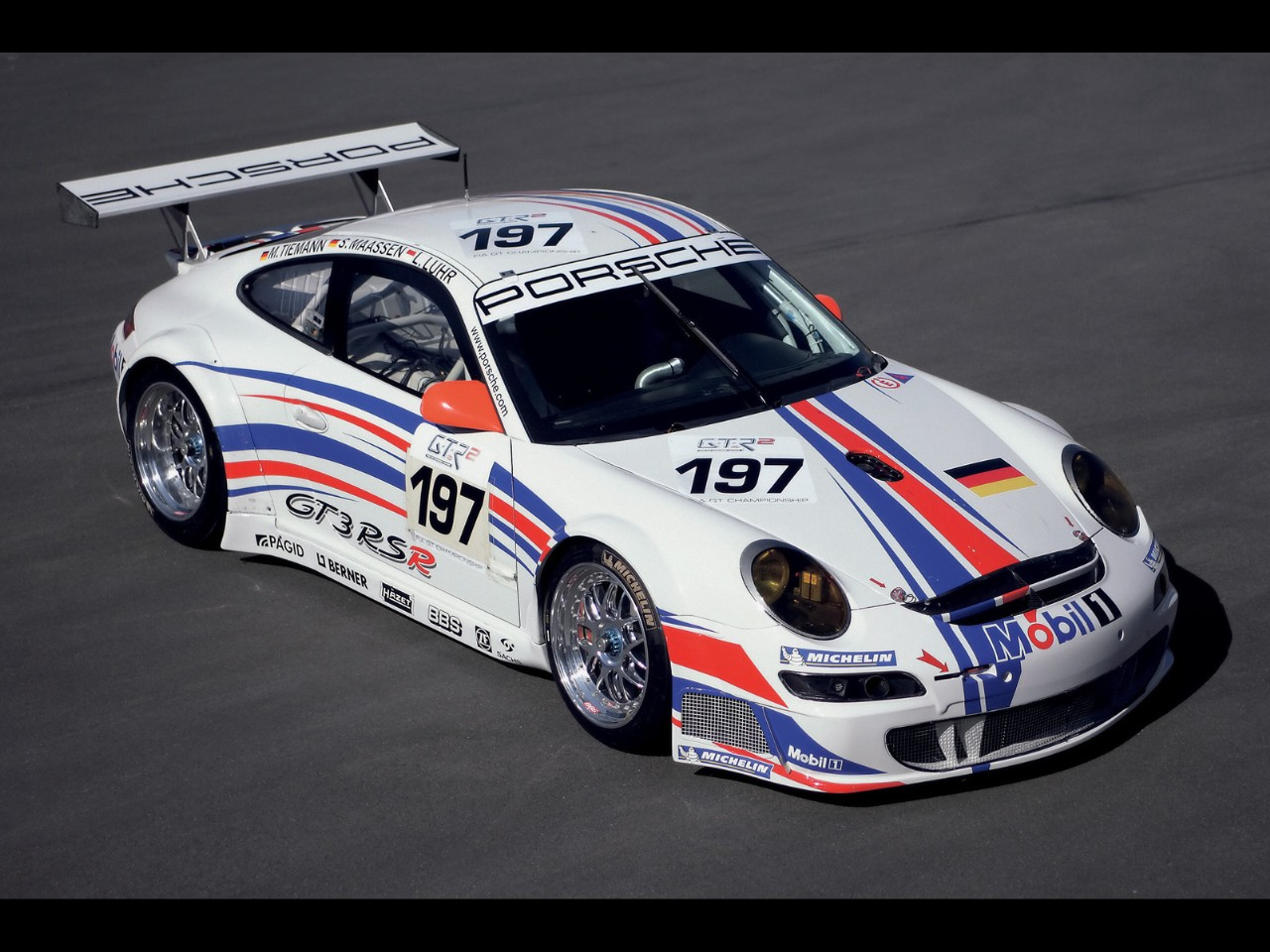 Racing Car Pictures Wallpaper 2007 Porsche 911 Gt3 Rsr Image Photo 42 Of 51
