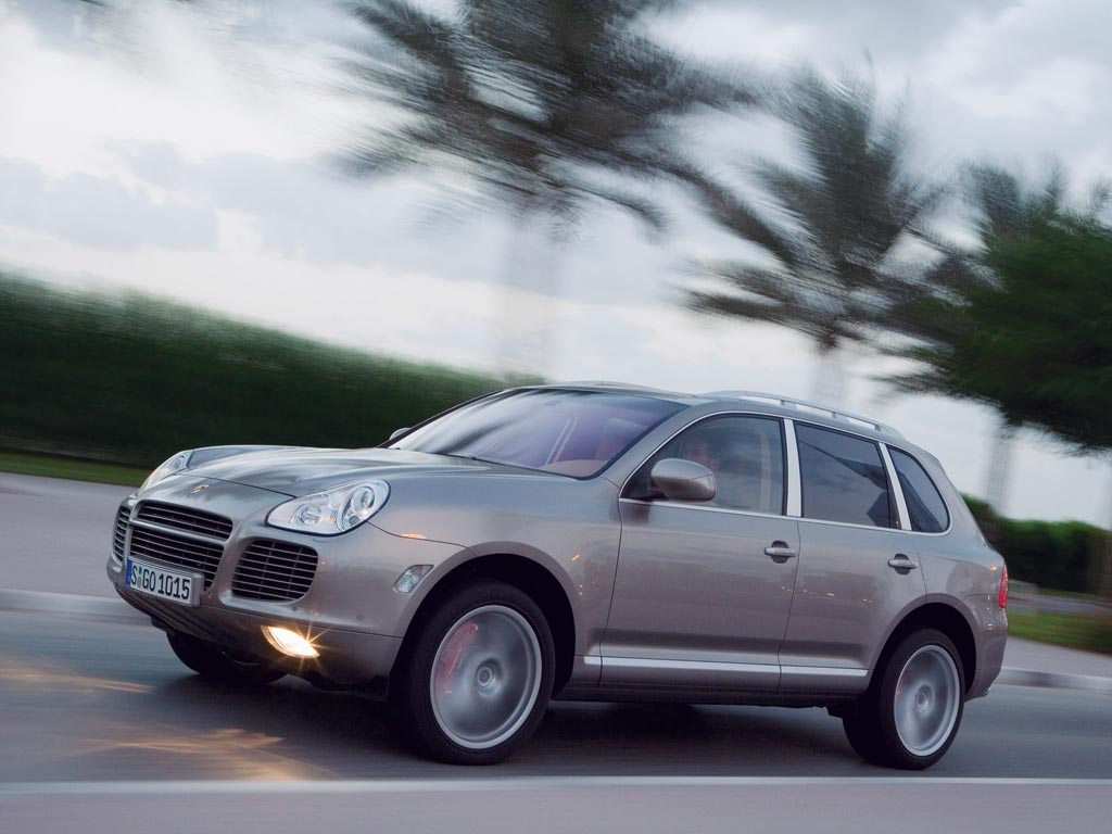 Ford Truck Hd Wallpaper 2006 Porsche Cayenne Turbo S History Pictures Value