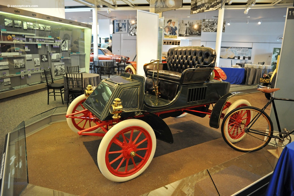 Dodge Car Wallpaper 1902 Rambler Model C History Pictures Value Auction