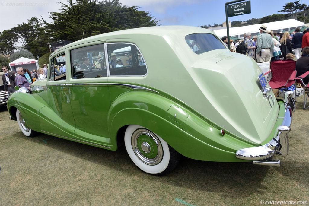 Limousine Car Wallpaper 1956 Rolls Royce Phantom Iv Conceptcarz Com