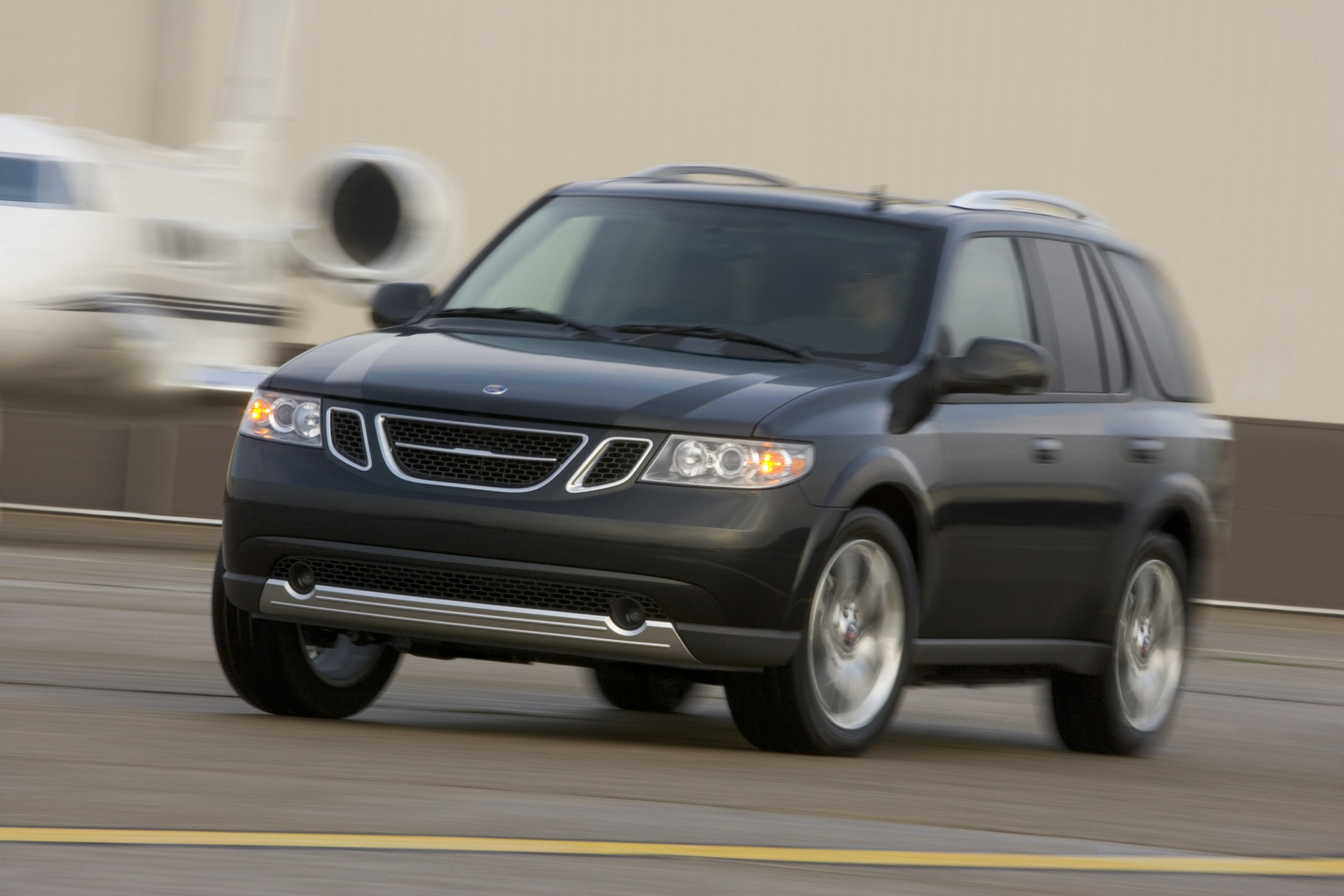 Vintage Muscle Car Wallpaper 2008 Saab 9 7x News And Information Conceptcarz Com