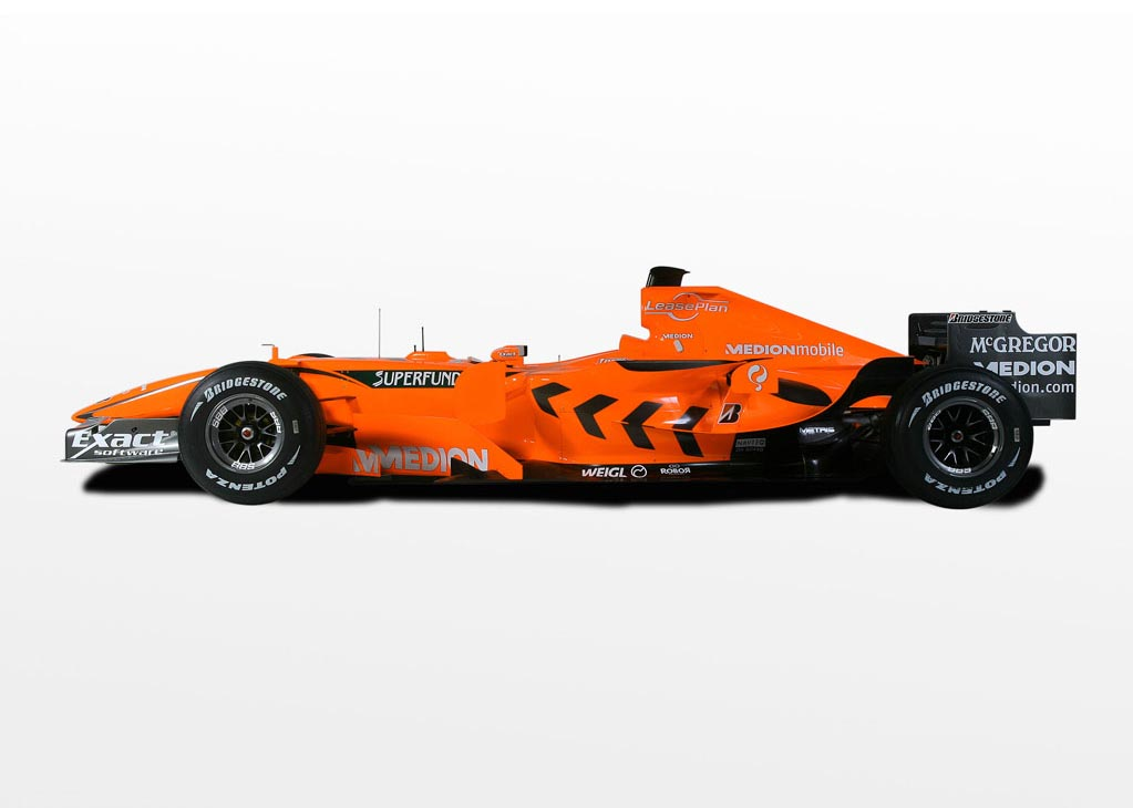 F1 Car Pictures Wallpaper 2007 Spyker F8 Vii Image
