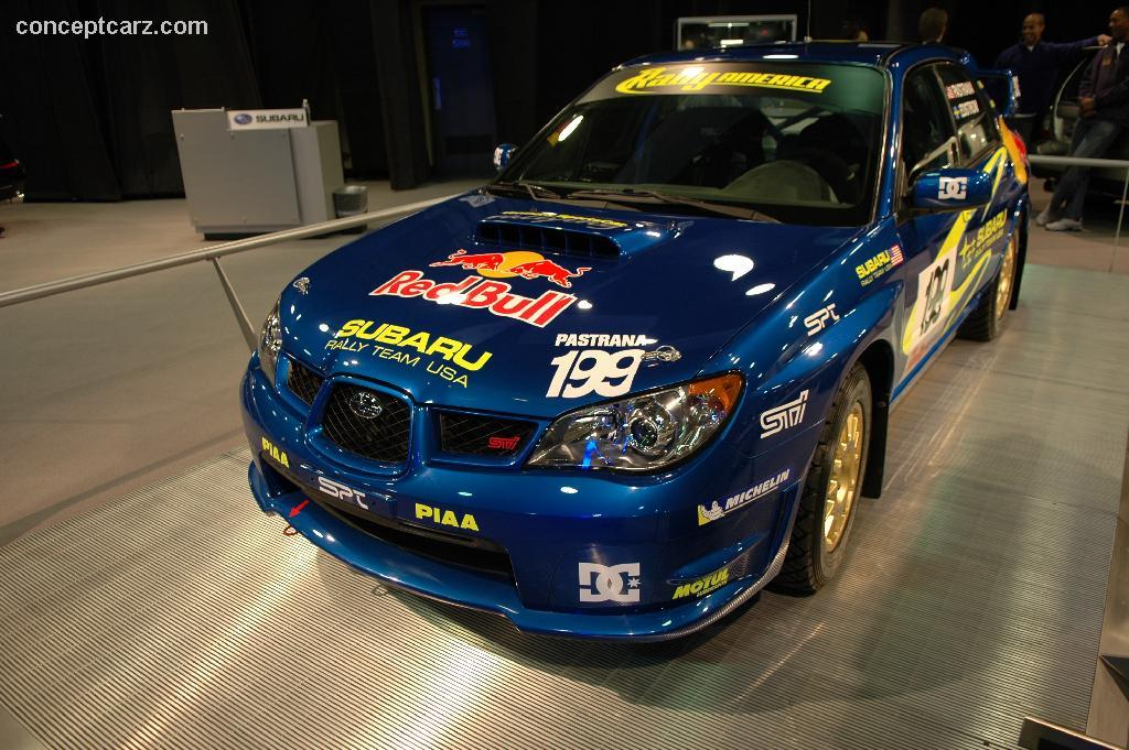Subaru Impreza Wrx Sti Rally Car Wallpaper 2006 Subaru Impreza Wrx Sti Wrc Pictures History Value