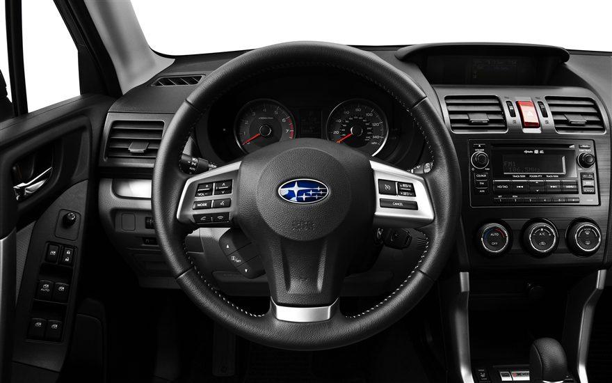 Car Dash Wallpaper 2015 Subaru Forester Image Photo 1 Of 19