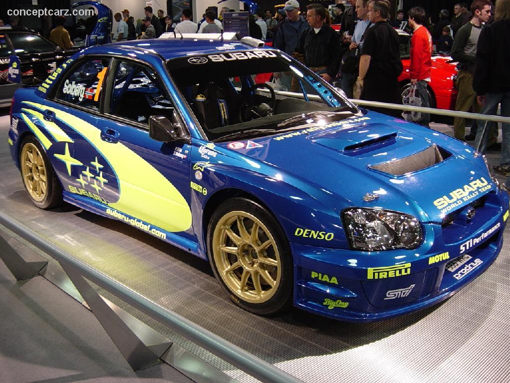 Subaru Impreza Wrx Sti Rally Car Wallpaper 2004 Subaru Impreza Wrc Image Photo 10 Of 14