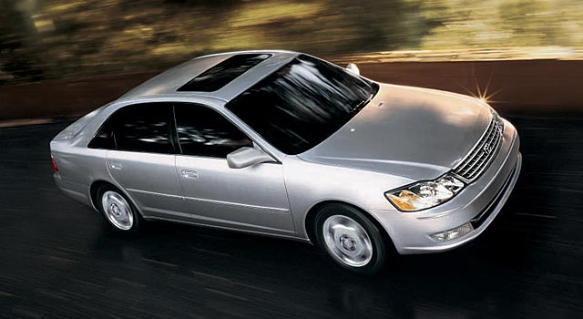 Future Car Wallpaper 2005 Toyota Avalon History Pictures Value Auction Sales