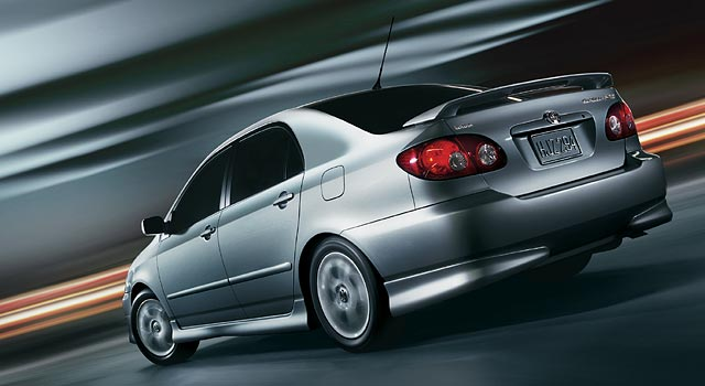 Wallpaper American Muscle Car 2005 Toyota Corolla Pictures History Value Research