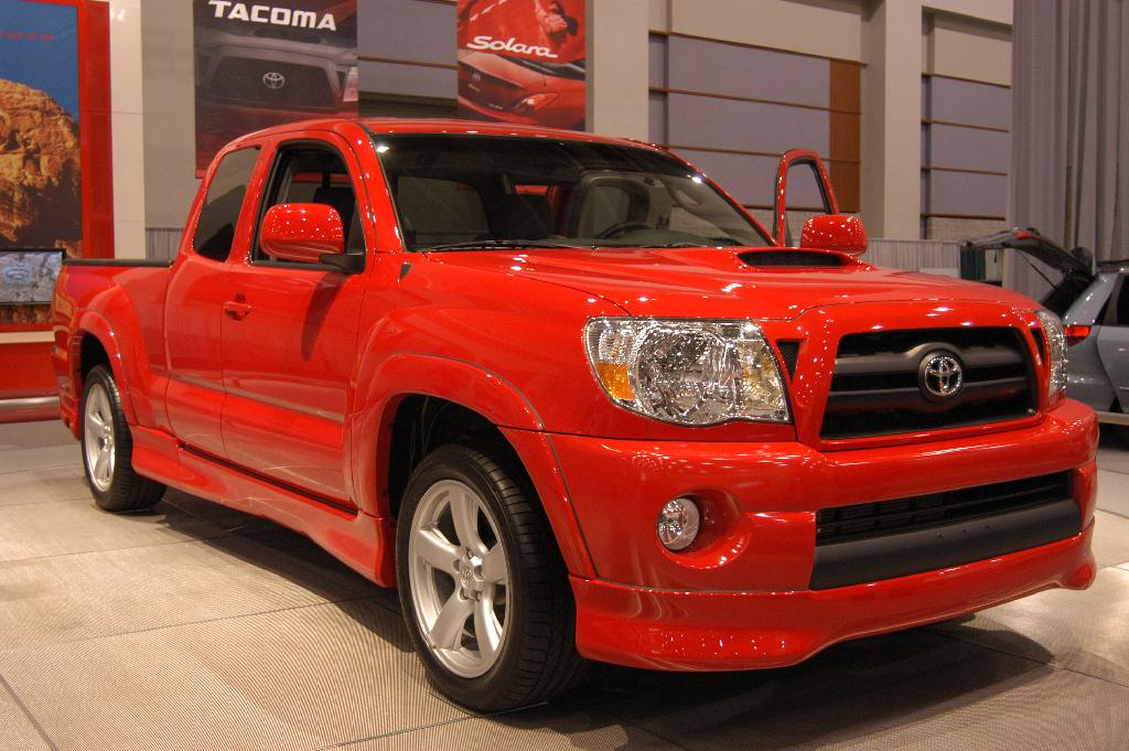 Images For Cars Wallpaper 2005 Toyota Tacoma X Runner Image Photo 7 Of 15