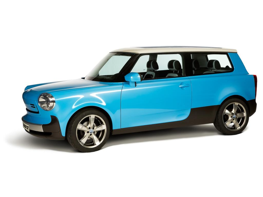 Dodge Muscle Car Wallpaper 2010 Trabant Nt Concept News And Information Research