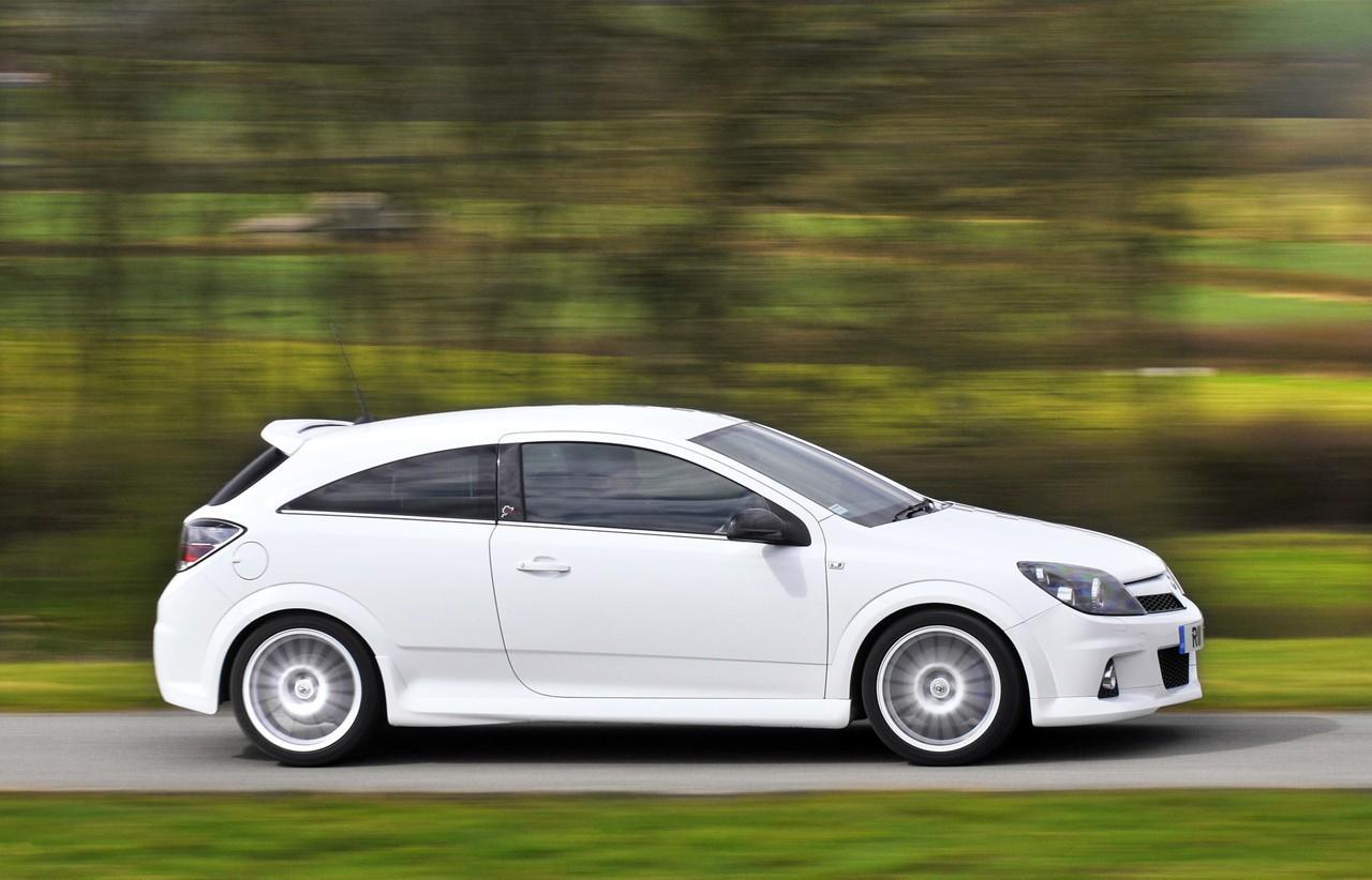 Muscle Car Wallpaper 2008 Vauxhall Astra Vxr Nurburgring Edition Conceptcarz Com