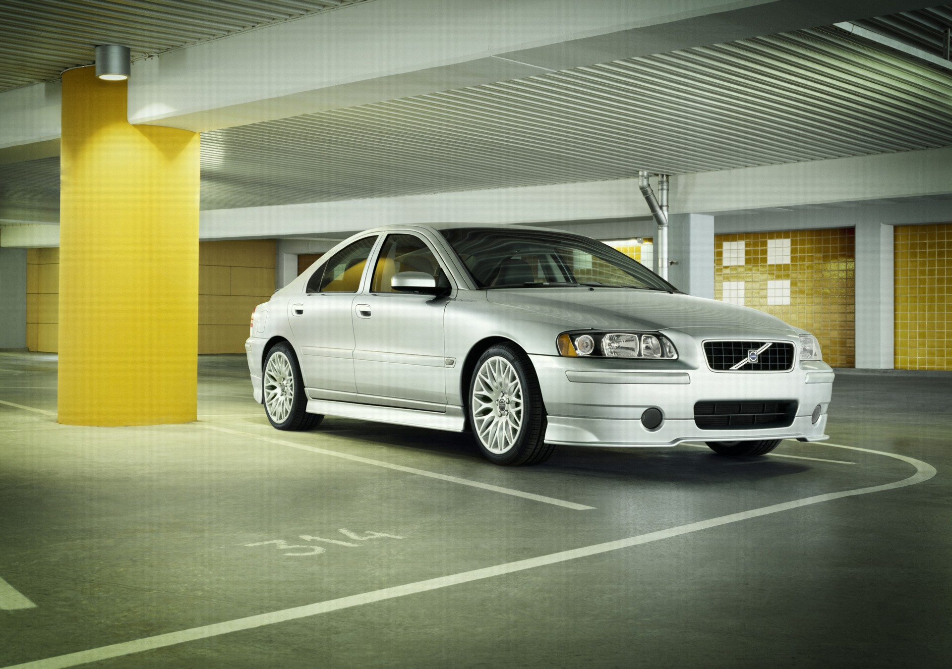 Car Service Wallpaper 2007 Volvo S60 Pictures History Value Research News