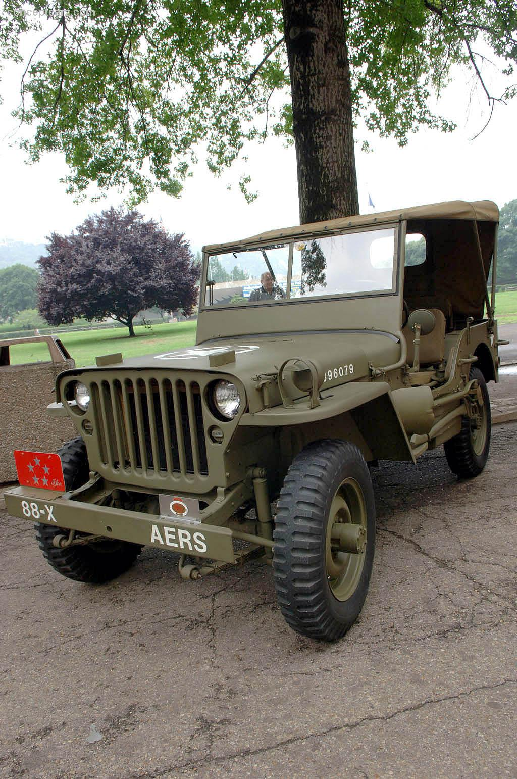 Dodge Muscle Car Wallpaper 1942 Willys Jeep History Pictures Value Auction Sales