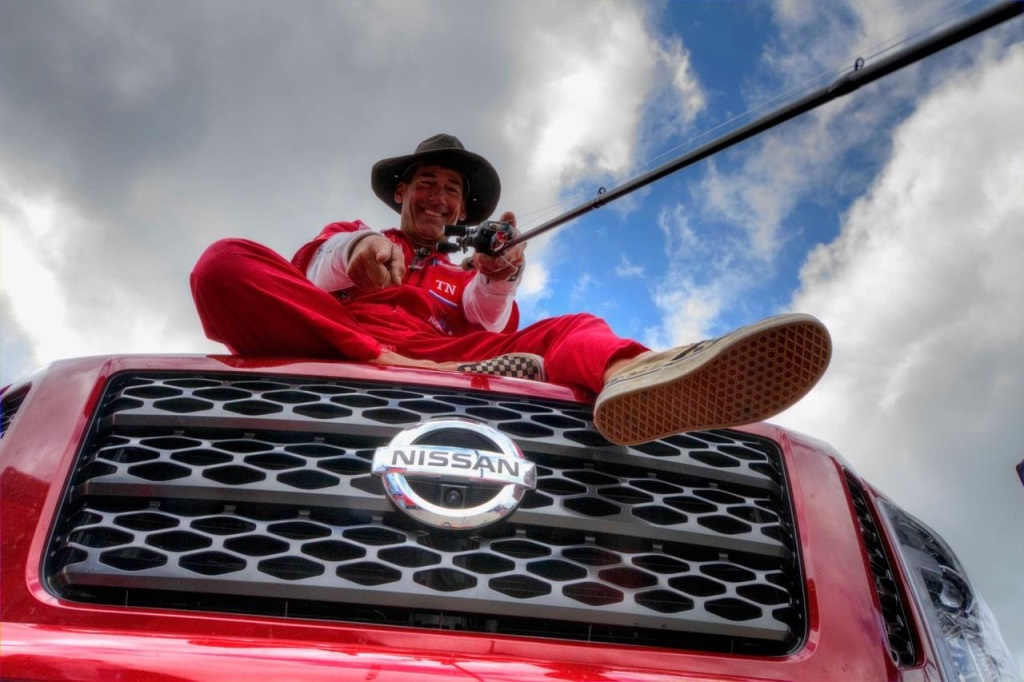 Nissan Titan Lands Association With Renowned Whitewater Kayaker