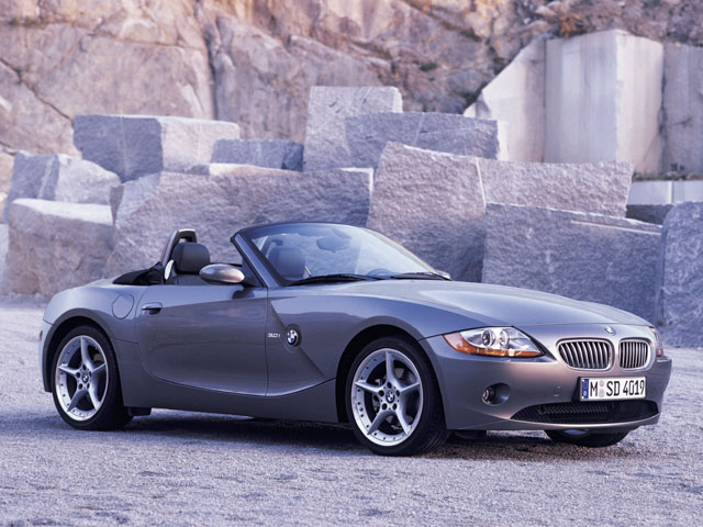 1950s Car Wallpaper 2002 Bmw Z4 Pictures History Value Research News