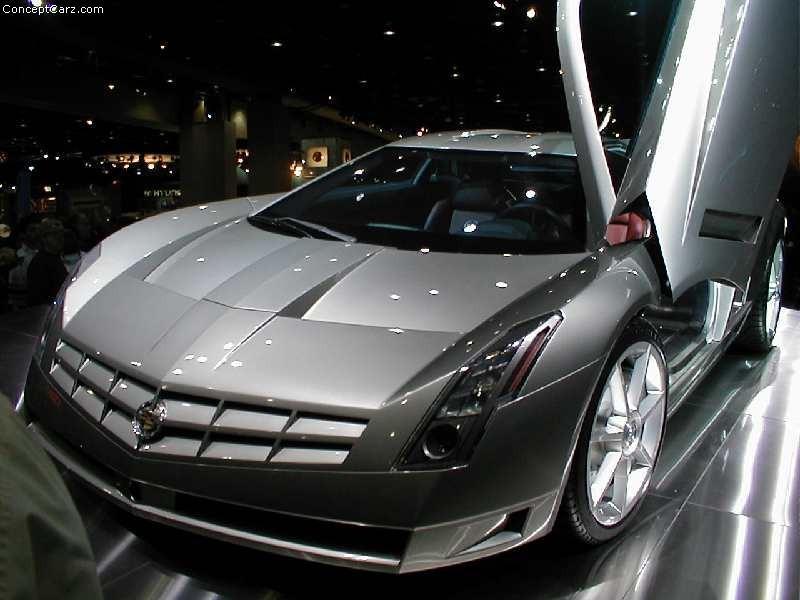 Luxury Car Pictures Wallpaper 2002 Cadillac Cien Concept Conceptcarz
