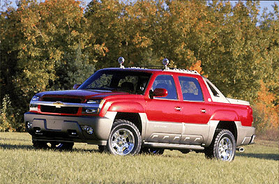 Vintage Muscle Car Wallpaper 2002 Chevrolet Avalanche History Pictures Value Auction