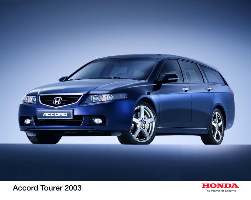 Gt Race Car Wallpaper 2003 Honda Accord Wagon Pictures History Value Research