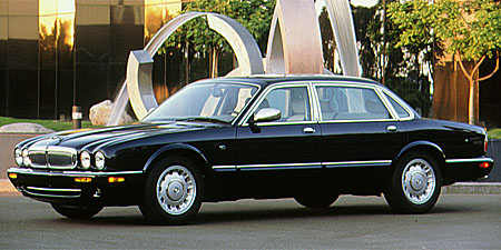 Complete Black Wallpaper 1999 Jaguar Xj Series History Pictures Value Auction