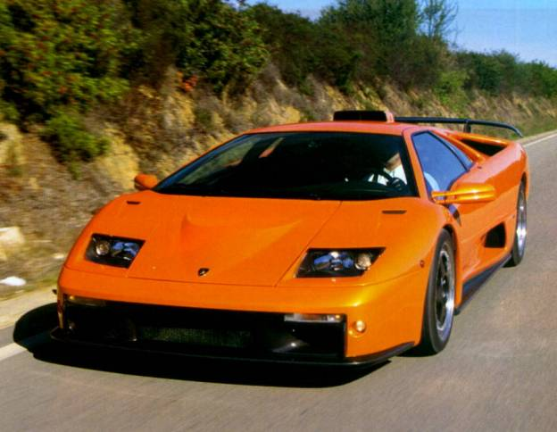 Dodge Muscle Car Wallpaper 2000 Lamborghini Diablo Gt History Pictures Value