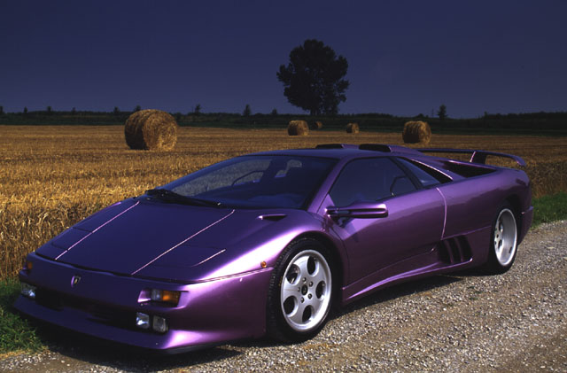 Antique Car Wallpaper 1996 Lamborghini Diablo Se30 Jota Pictures History Value