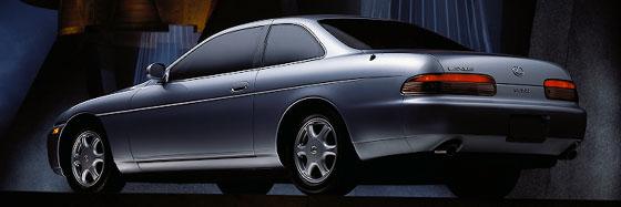 Muscle Car Wallpaper 1995 Lexus Sc400 History Pictures Value Auction Sales