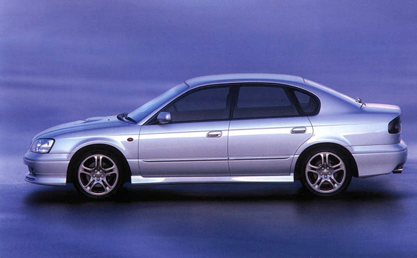 Car Legacy Wallpaper 2000 Subaru Legacy B4 Rsk Pictures History Value